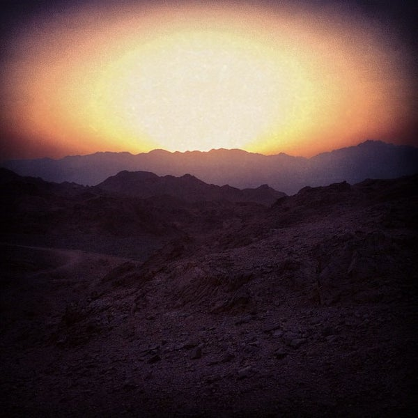 Photo taken at Eilat Mountains / הרי אילת by Kostya B. on 6/17/2012