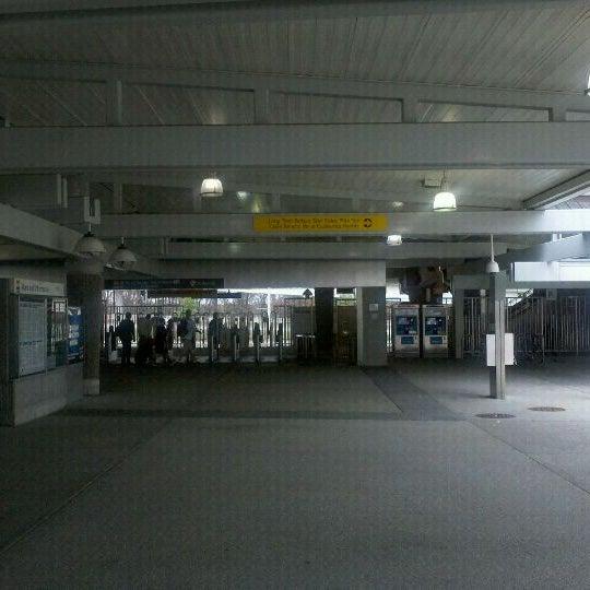 Marta North Springs Station Metro Station