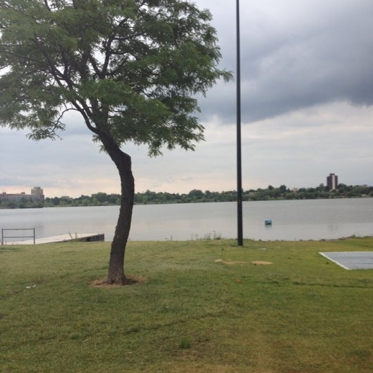 Photo taken at Sloan's Lake Park by Mandy on 7/8/2012