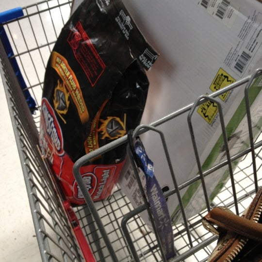 Photo taken at Walmart by InTheMixWithTre on 5/1/2012