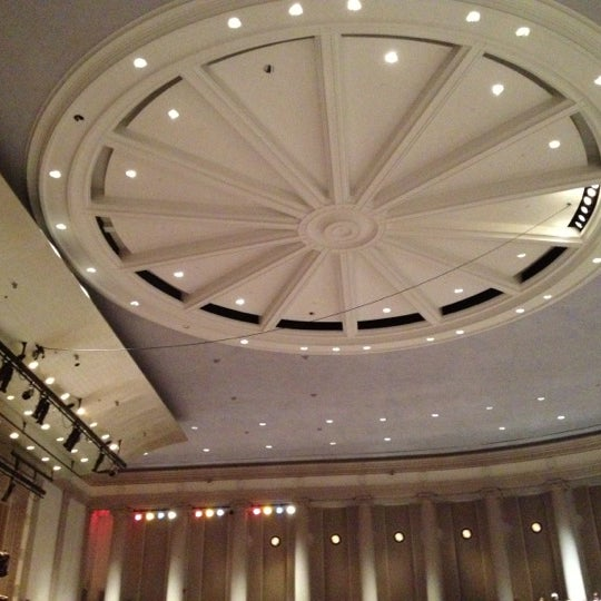 Photo taken at Bailey Hall by Ian P. on 9/8/2012