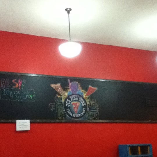Photo taken at Jc's New York Pizza by Matthew M. on 4/2/2012