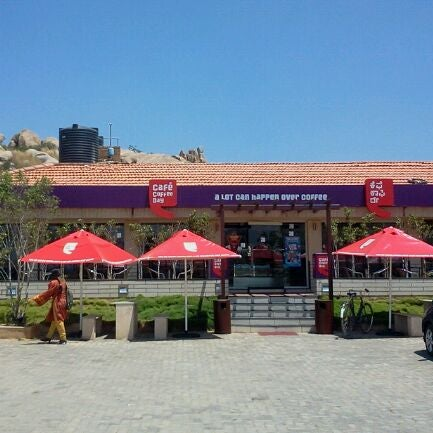 Cafe Coffee Day Fc Road