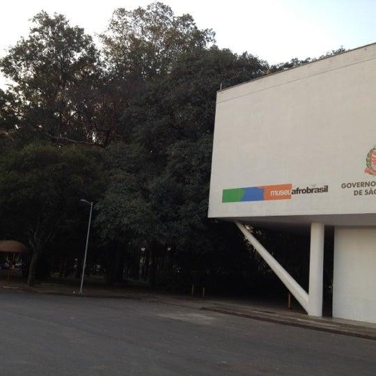 Foto tirada no(a) Museu Afrobrasil por Luiz Alvaro S. em 7/19/2012