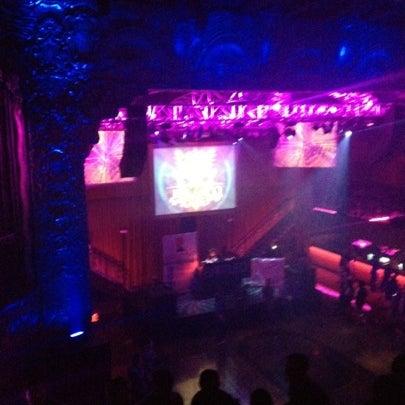 Photo taken at The Belasco by Melanie K. on 8/5/2012