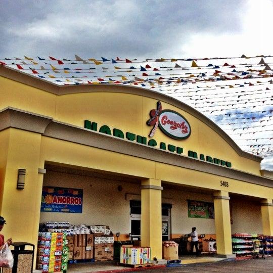 Photo taken at Northgate Gonzalez Markets by Laura W. on 7/12/2012