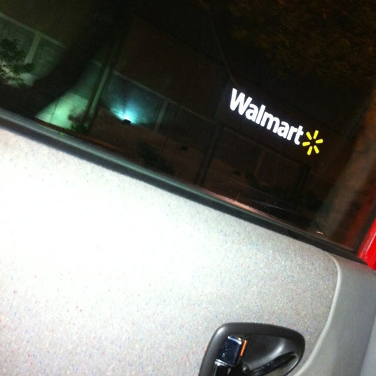 Photo taken at Walmart by Hannia S. on 5/24/2012