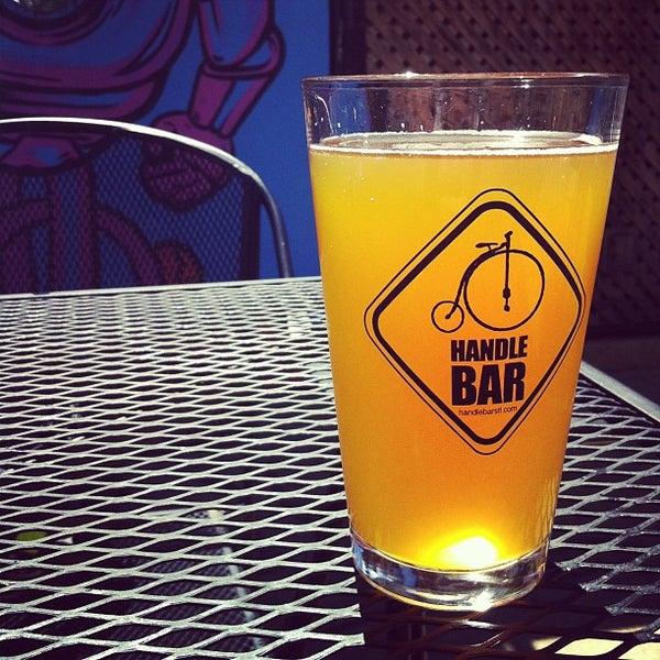 Photo taken at HandleBar by Jeremy S. on 9/8/2012