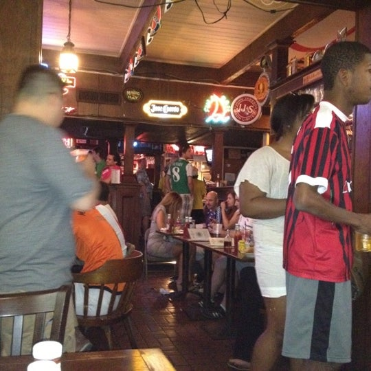 Photo taken at The Richmond Arms Pub by Jason T. on 6/9/2012
