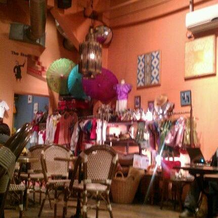 Photo taken at Casbah Café by Z  E H Y. on 12/14/2011