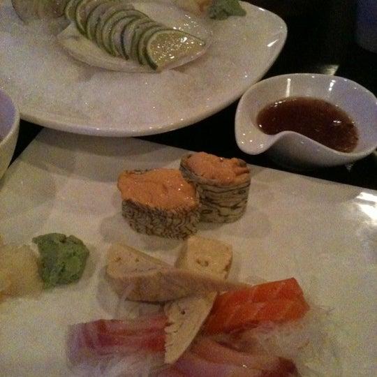 Photo taken at Masamoto Sushi & Asian Grill by Maya C. on 3/2/2012