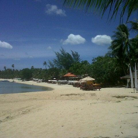 Das Foto wurde bei Zazen Boutique Resort & Spa von Somchai S. am 7/22/2012 aufgenommen