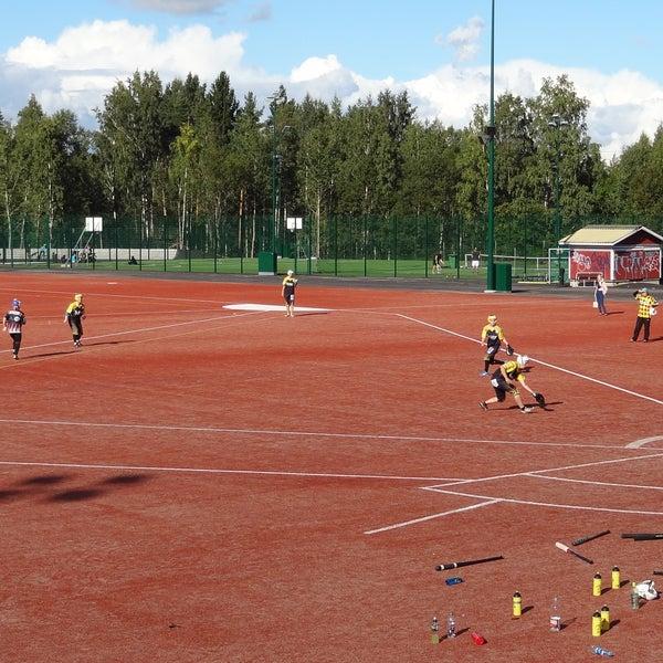 Pesapallo Or Pesäpallo Or Finnish Baseball