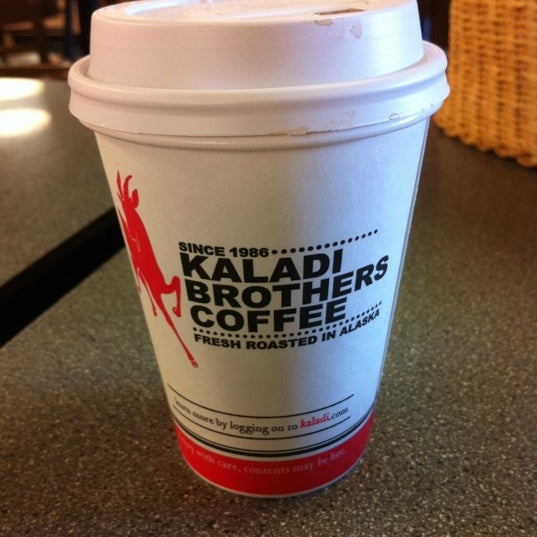 Photo taken at Kaladi Brothers Coffee by Gary M. on 4/20/2011