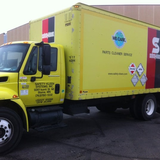 safety kleen systems