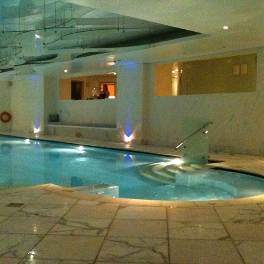 Photo taken at Hotel Grande Bretagne by Christopher B. on 4/1/2011