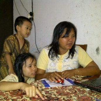 Photo taken at Ruangan Santai ( N0nt0n TV ) by Noy Z. on 1/31/2012