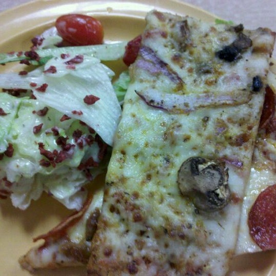 Photo taken at Cicis by π on 1/30/2012