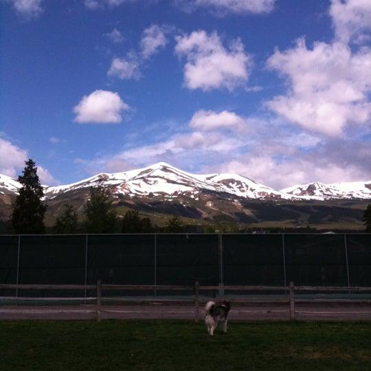 รูปภาพถ่ายที่ Carter Dog Park โดย Lauren W. เมื่อ 7/9/2011