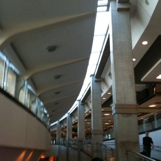 Снимок сделан в Международный аэропорт Конгоньяс/Сан-Паулу (CGH) пользователем Joice 8/13/2011