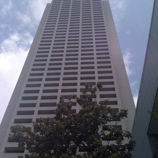 Photo taken at AT&T Tower by Kisse G. on 7/11/2011