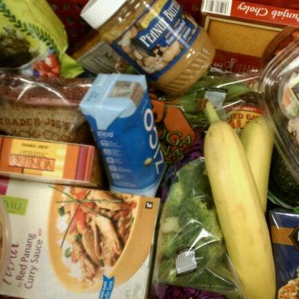 Photo taken at Trader Joe's by Lisa B. on 12/10/2011