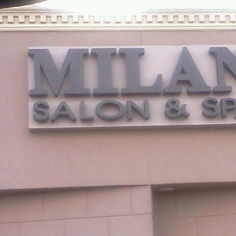 milan salon day spa el paso tx