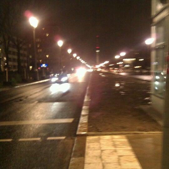 Photo taken at U Weberwiese by bnz on 12/16/2011