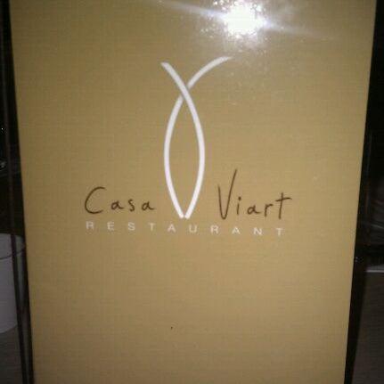Foto tomada en Casa Viart por Antonio R. el 12/16/2011