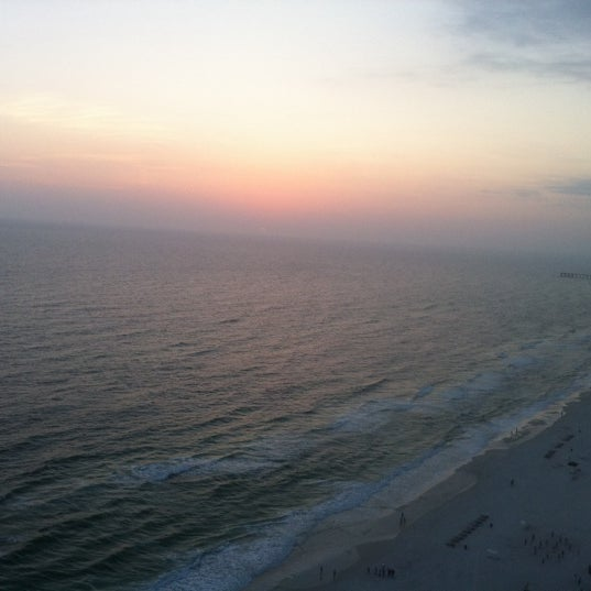 Photo taken at Majestic Beach Resort Panama City Beach by Chip R. on 3/15/2011
