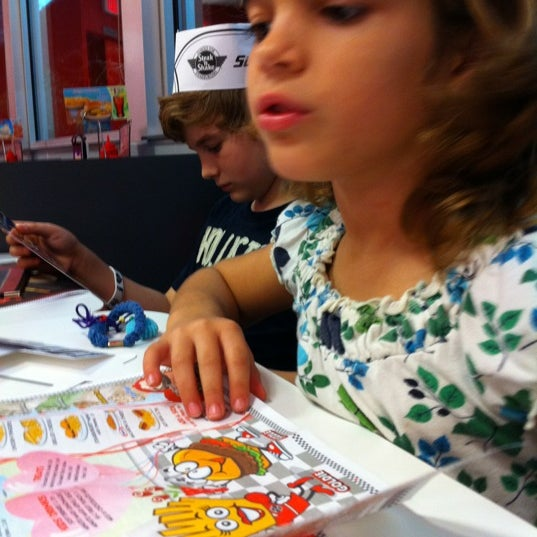 Photo taken at Steak 'n Shake by Jarrod M. on 2/28/2012