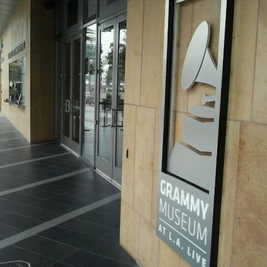 Photo taken at The GRAMMY Museum by Jennifer C. on 9/24/2011