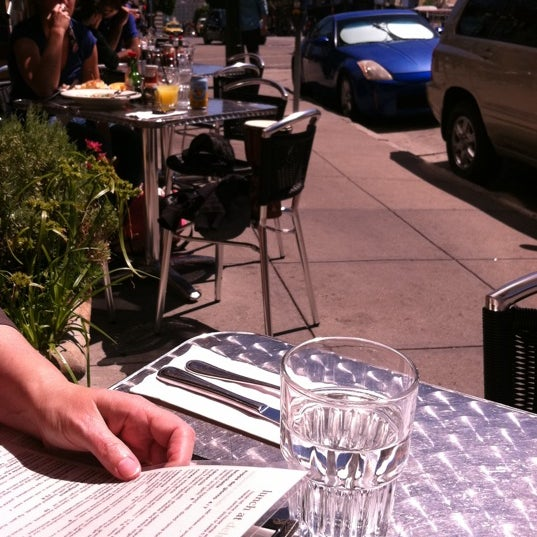 Photo taken at Caffe DeLucchi by Tori on 8/27/2011