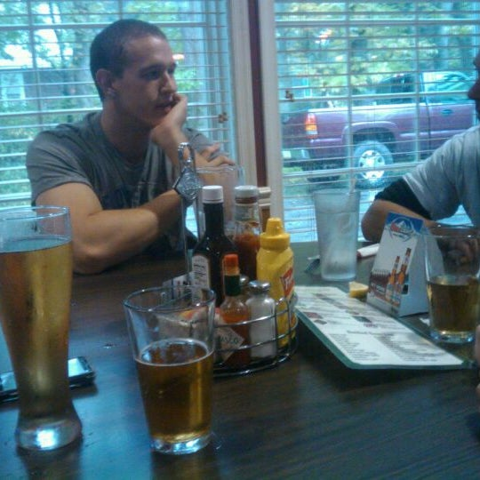 Photo taken at Pocono Brewing Company by Salvatore N. on 9/23/2011
