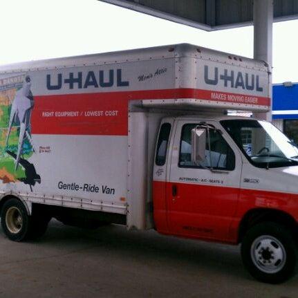 Photo Taken At U Haul Moving U0026amp; Storage Of Crystal Lake By Burt S
