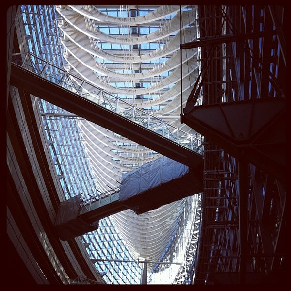 Photo taken at Glass Building by Toru T. on 11/15/2011