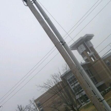 Снимок сделан в Pulaski Technical College пользователем Jonathan D. 1/20/2012