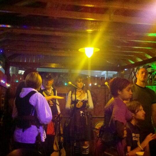 Photo taken at Piratz Tavern by Sir Singen S. on 9/20/2011
