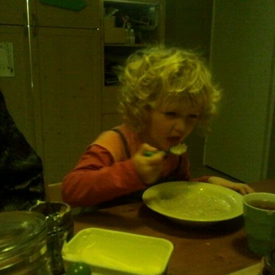 Photo taken at Breakfast Table by Elza v. on 11/25/2011
