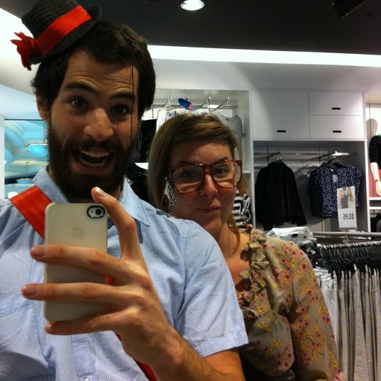 Photo taken at H&M by Ryan B. on 8/13/2011