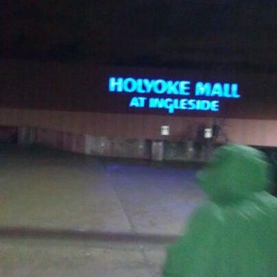 Photo taken at Holyoke Mall at Ingleside by Deirdre S. on 1/27/2012