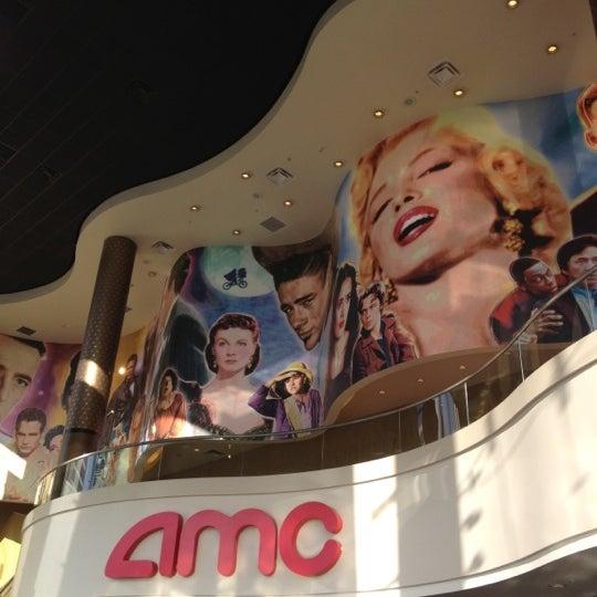 Photo taken at AMC Century City 15 by Mezna A. on 6/11/2012