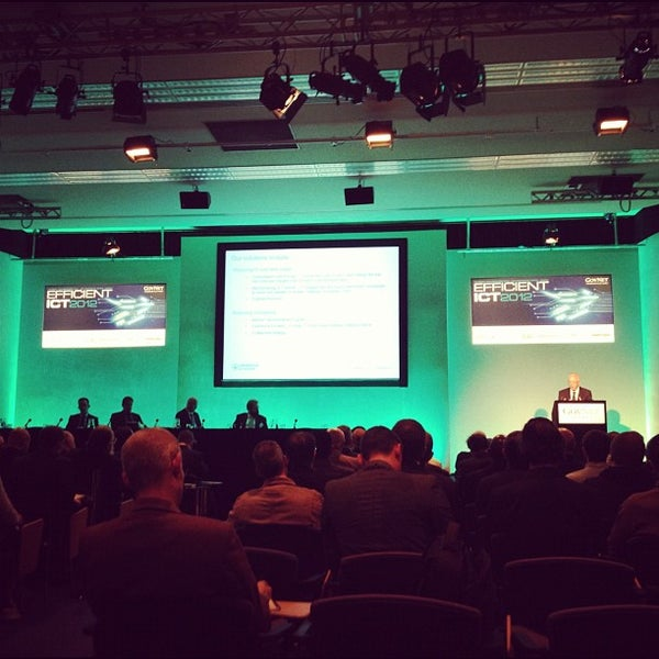 Photo taken at Queen Elizabeth II Conference Centre by Dominic C. on 9/13/2012