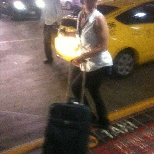 Photo taken at Sea-Tac Airport Parking Garage by David J. on 8/2/2012