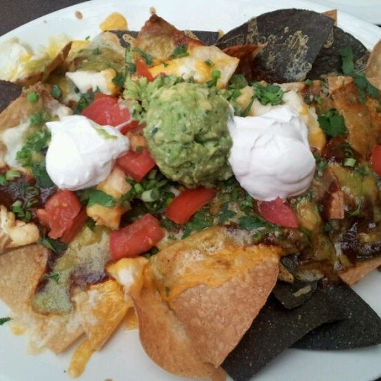 Happy Hour Chicken Nachos!!!