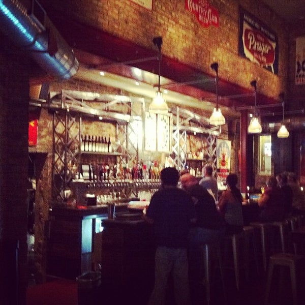 Photo taken at Hopleaf Bar by Bill S. on 8/8/2012