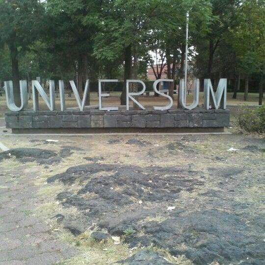 Foto tomada en Universum, Museo de las Ciencias por Gerardo G. el 5/2/2012