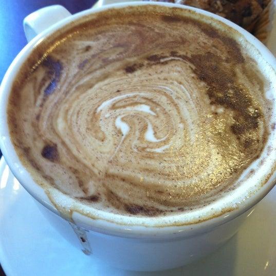 Photo taken at Arcedium Coffeehouse Inc by Ashley P. on 7/8/2012