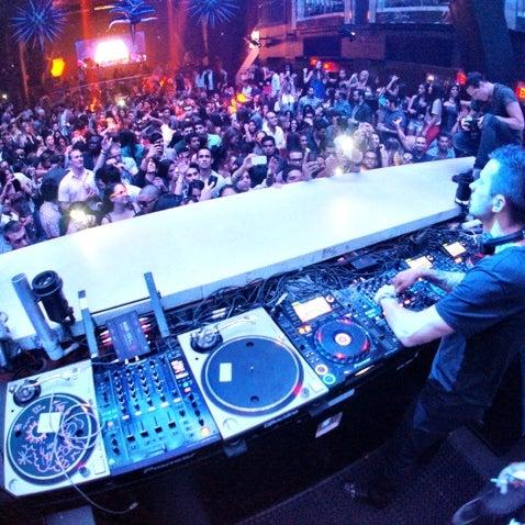 Photo taken at LIV Miami by Purple M. on 9/6/2012