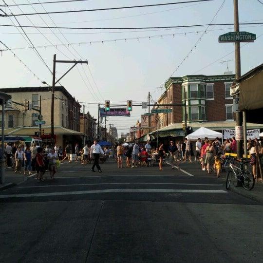 Photo taken at Night Market Washington Avenue by Sindhu N. on 6/28/2012